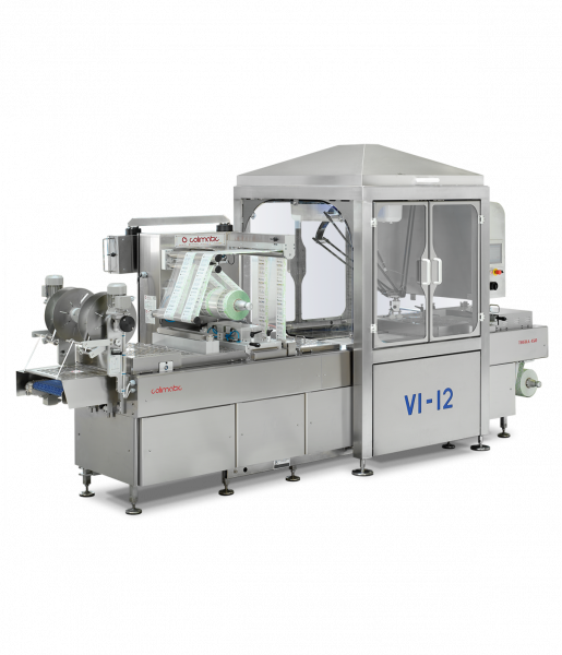 VI-12 Pick & Place robot